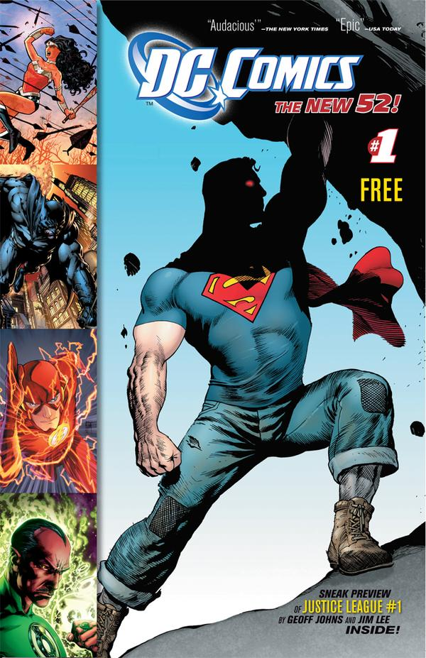 dc comics has released - photo #6