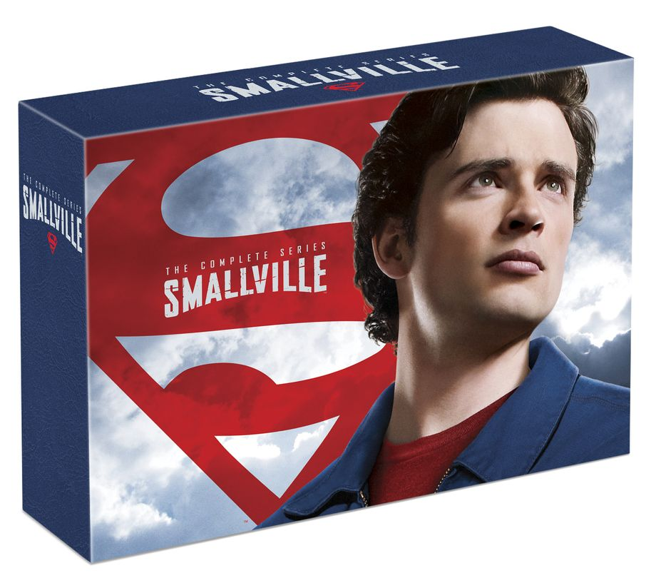 Smallville Complete DVD Set