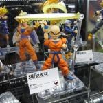 Tamashii Figuarts SDCC Dragon Ball Z Display