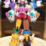 Tamashii Nations Mickey Mouse Megazord prototype
