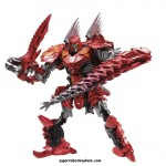 Age of Extinction has all 5 Dinobots