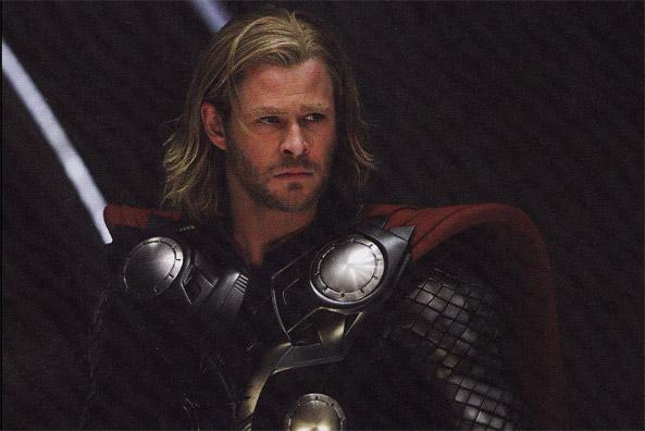 Thor pictures from Empire Magazine