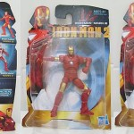Toys behind Iron Man 2