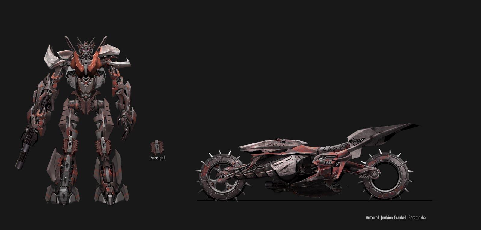 Transformers 3 concept art | Image