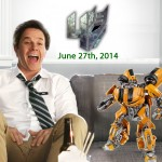 Transformers 4 cast signs Mark Wahlberg