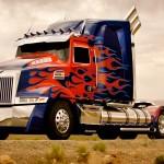 Transformers 4 Optimus Prime redesign