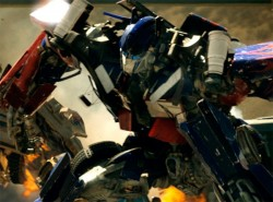 Transformers movie news