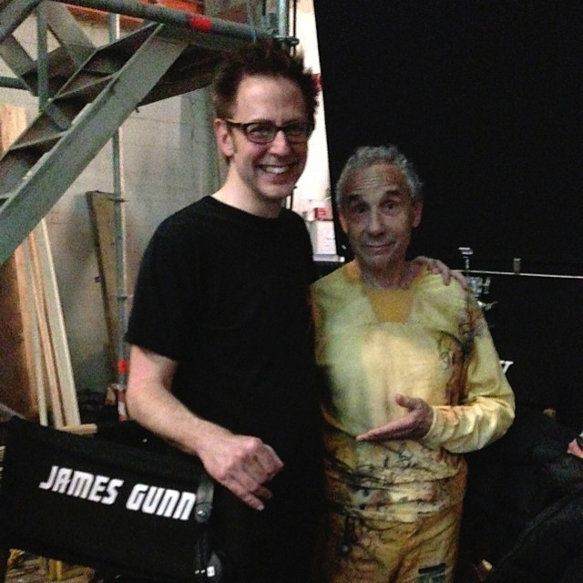 Troma's Lloyd Kaufman to cameo in Guardians of the Galaxy