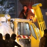 Wolverine Vs Ninjas in new on set pictures