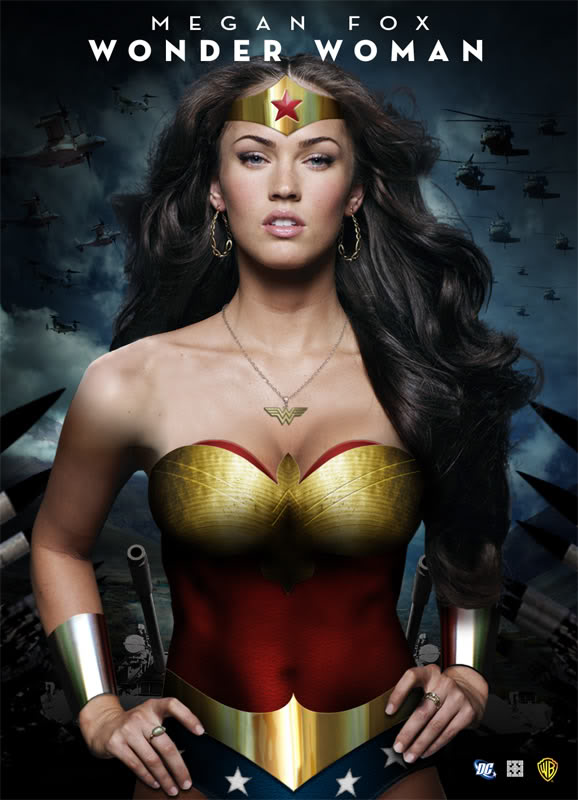 Wonder Woman TV series coming to NBC