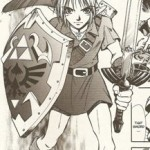 Zelda Ocarina of Time Manga Review