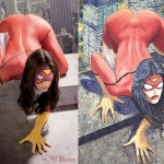 Cosplay – Milo Manara Spider-Woman