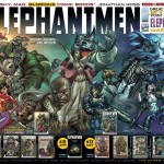elephantmen movie cast
