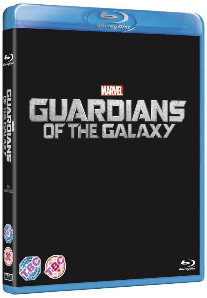Guardians of the galaxy blu ray image