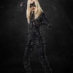 Katie Cassidy Black Canary Arrow