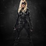 Katie Cassidy Black Canary Arrow 2