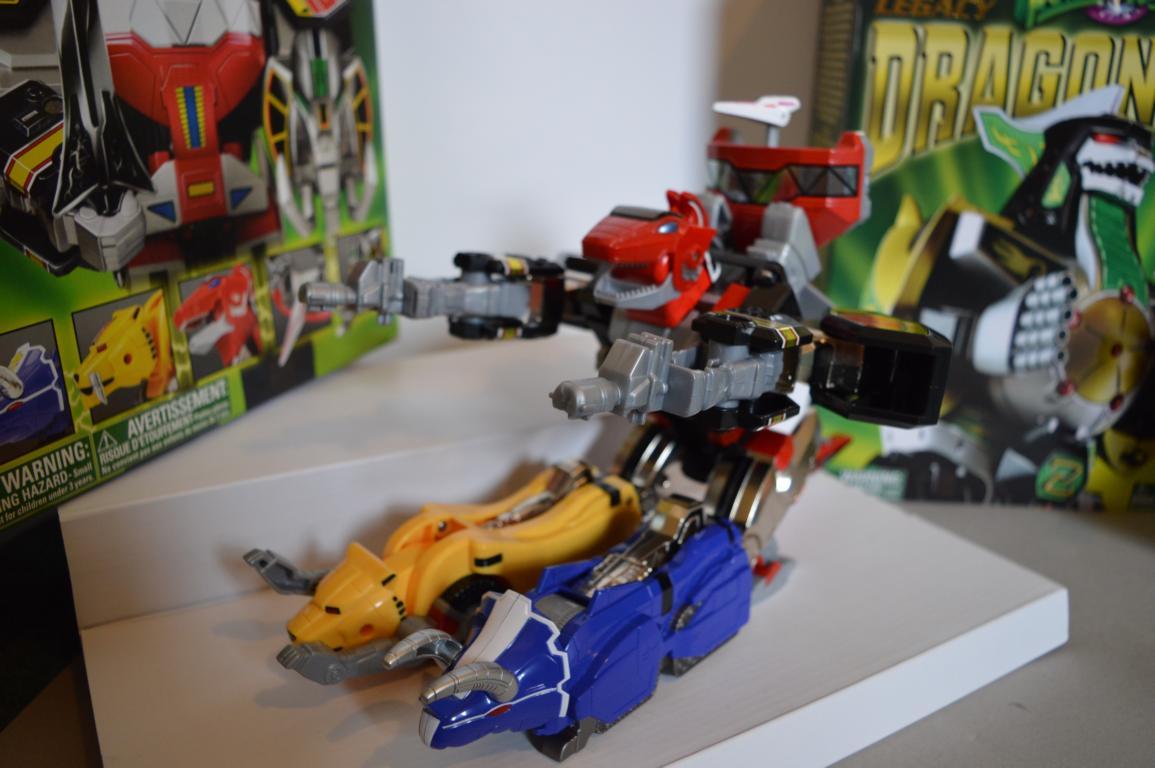 Zords Toys 57