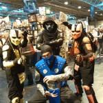 birmingham 2014 mortal kombat cosplay