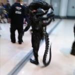 birmingham alien cosplay