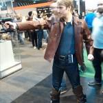 birmingham comic con 2014 star lord cosplay