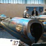 birmingham comic con pod racer