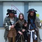 birmingham mcm pirates cosplay
