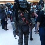 birmingham mcm predator cosplay