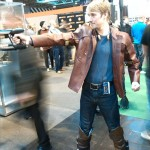 birmingham mcm starlord cosplay