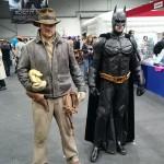 Indiana Jones and Batman