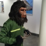 Planet of the Apes MCM Telford