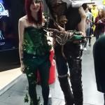 Poison Ivy and Scarecrow – Batman
