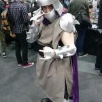 Shredder – TMNT MCM Telford cosplay