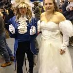 The Goblin King and Sarah – Labyrinth