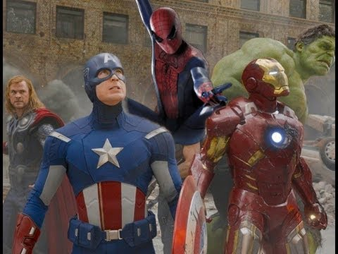 spiderman joins avengers movie