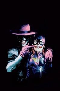 Batgirl #41 Joker Cover