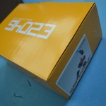 Great Mazinger box