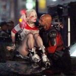Harley Quinn and Deathstroke