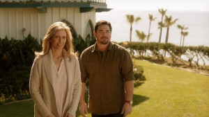 Supergirl Dean Cain and Hellen Slater