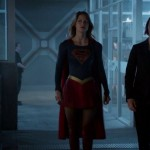 Supergirl and sister