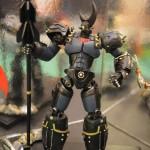 Custom robot king toy