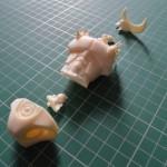 Full action resin kit