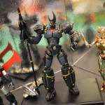 Mazinger and Robot King toy