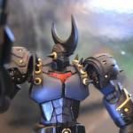 Robot king resin kit finished