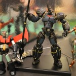 Robot king with Mazinger