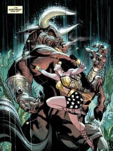 Dark Knight Wonder woman