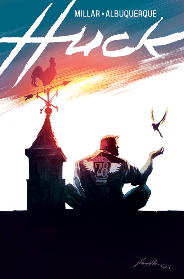 Huck 1 by Mark Millar