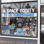 A Space oddity Amasterdam toy store