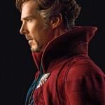 Benedict Cumberbatch Doctor Strange close up