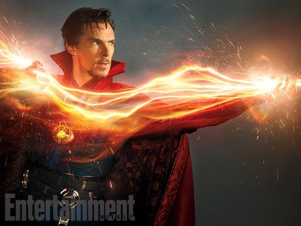 Pictures Of Doctor Strange: Pictures Of Benedict Cumberbatch As Doctor Strange