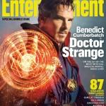 Entertainment cover Doctor Strange